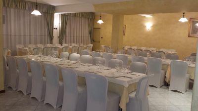 salone ricevimenti e feste del ristorante le tre caravelle