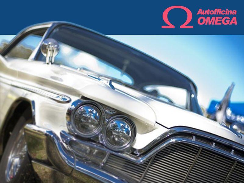promozione offerta preparazione auto storiche per competizioni zane vicenza