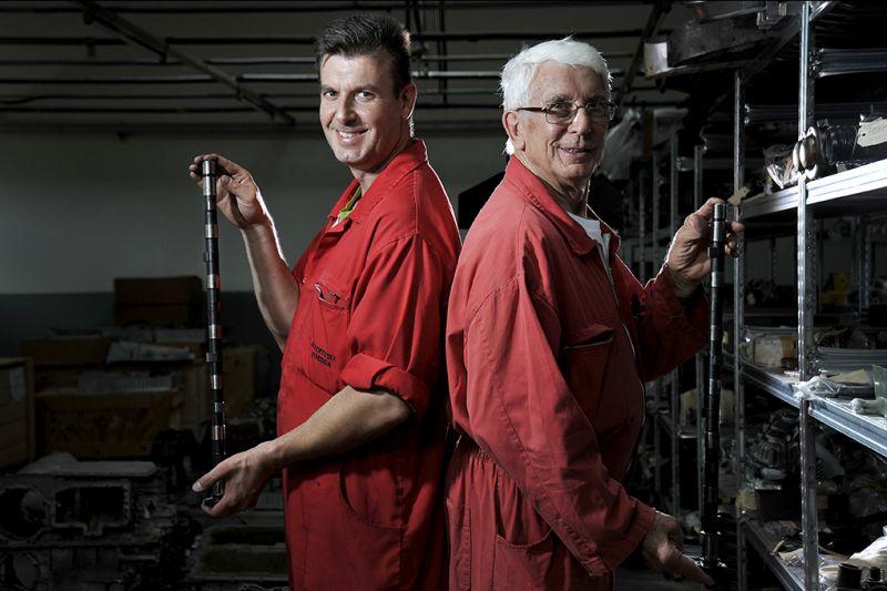 die wiederherstellung der motoren angebot vicenza italien motoren vorbereitung auto reparatur