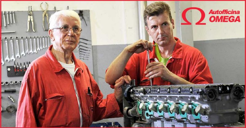 Service professionnel de récupération de moteurs de voitures historiques fabriqués en Italie
