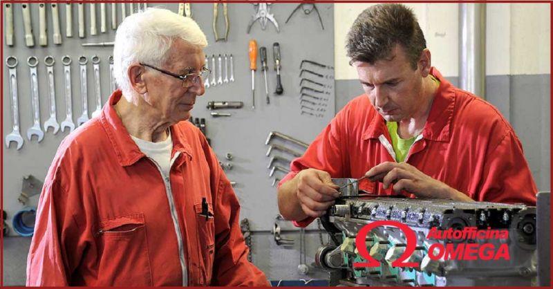 Autofficina Omega - Trouvez le meilleur mécanicien et restaurateur pour Ferrari made in Italy