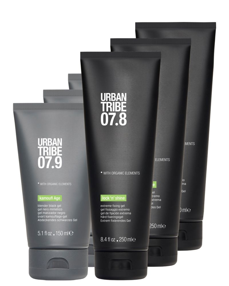 offerta gel nero mimetico coprire i capelli grigi