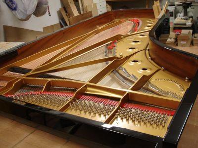 restaura il tuo pianoforte