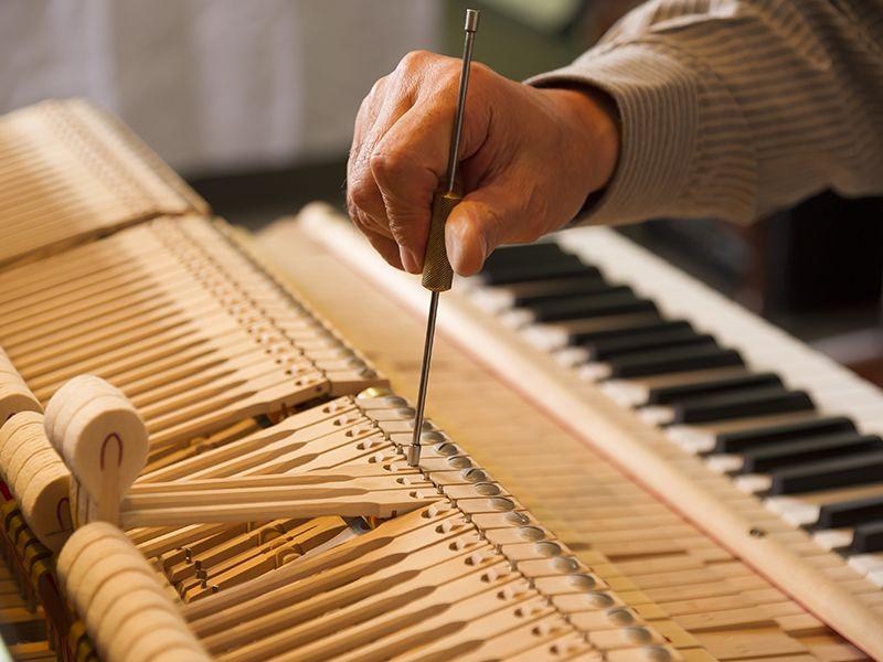 Offerta Servizio Accordatura Pianoforte a Domicilio - Acoustic Piano