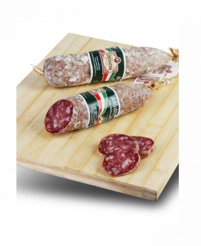 offerta prodotti tipici abruzzesi promozione salame al tartufo salumificio costantini