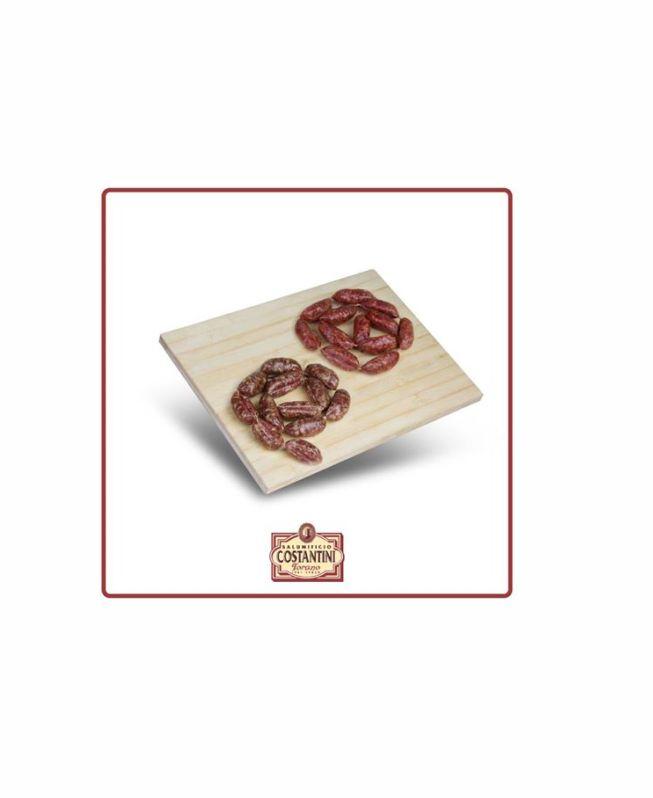 offerta vendita on line salumi tipici - occasione produzione salsicce piccanti Costantini