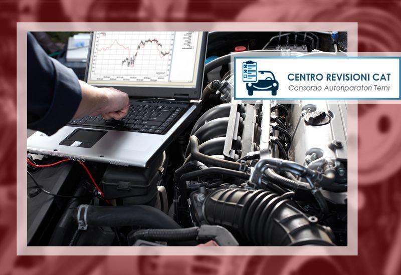 offerta centro revisioni terni promozione revisione auto moto consorzio autoriparatori terni