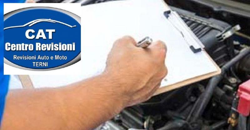 Centro Revisioni C.A.T offerta revisioni Terni - occasione centro revisioni veicoli