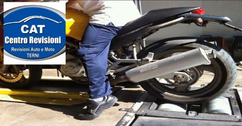 Centro Revisioni C.A.T offerta revisioni moto Terni - occasione centro revisioni veicoli