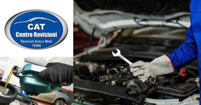 Centro Revisioni C.A.T offerta revisioni auto Terni - occasione centro revisione veicoli