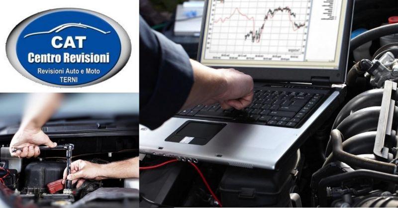 Centro Revisioni C.A.T offerta centri revisioni veicoli - occasione consulenze diagnosi auto