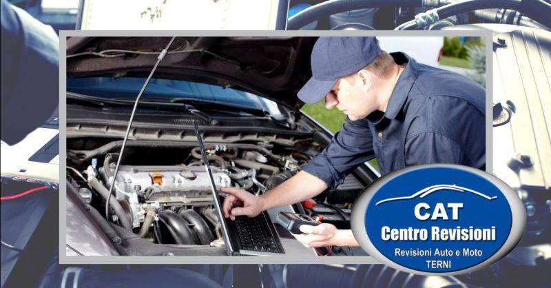 CENTRO REVISIONI CAT offerta servizio manutenzione veicoli industriali Terni