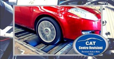 centro revisioni cat offerta centro per revisioni autoveicoli e motocicli terni