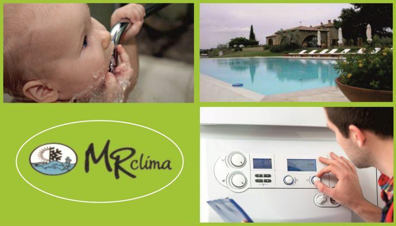MR CLIMA - promozione vendita e assistenza impianti di condizionamento e riscaldamento
