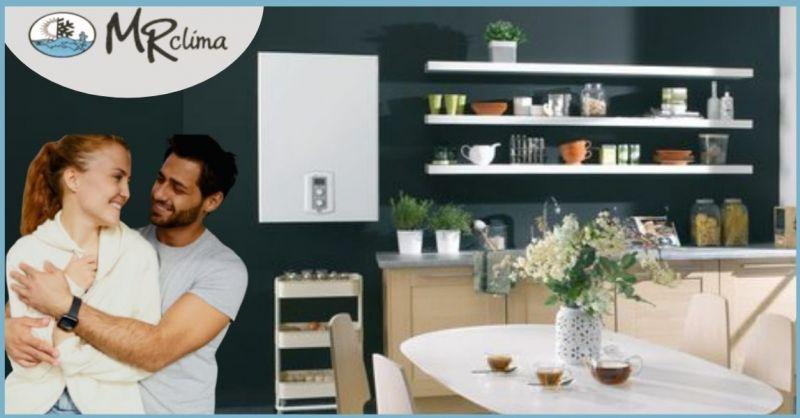 MR CLIMA - offerta Fornitura e istallazione caldaie per riscaldamento casa