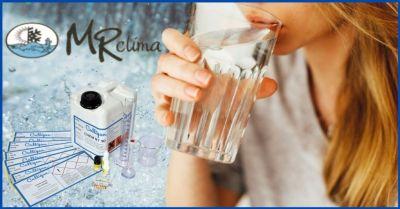 occasione servizi depurazione e trattamento acque offerta trattamento legionella