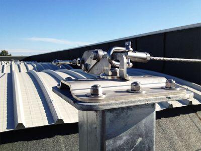 progettazione ed installazione sistemi anticaduta