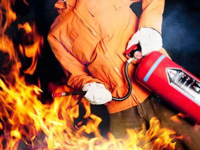 attrezzature per antinfortunistica e antincendio