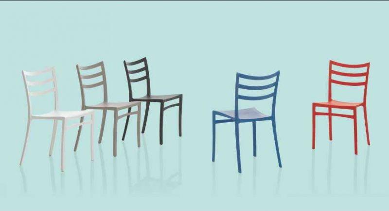 Sedie Bontempi modello Stella | Fusco Arredamenti