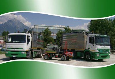 promozione trasporto rifiuti belluno offerta depurazione pozzi neri belluno ecologic service