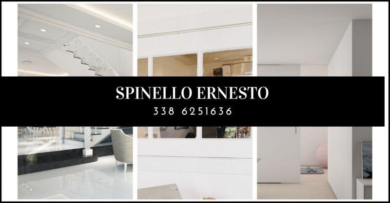 occasione ditta specializzata in controsoffitti e pareti in cartongesso Siena - SPINELLO ERNESTO