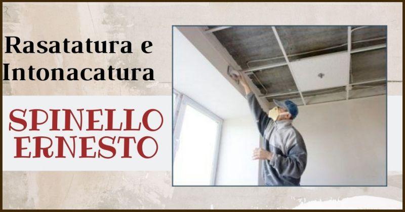 promozione rasatura e intonacatura ristrutturazione casa Siena - SPINELLO ERNESTO