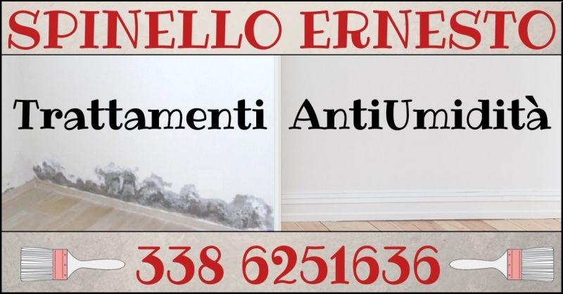 offerta trattamenti anti umidita muri e pareti - offerta ristrutturazioni edili Siena