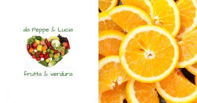 frutta verdura peppe lucia offerta arance dolci maltesi occasione arance fresche per spremute