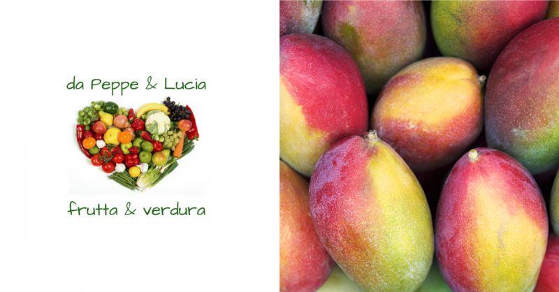 Frutta e Verdura da Peppe e Lucia offerta mango dolce benevento - occasione proprietà del mango