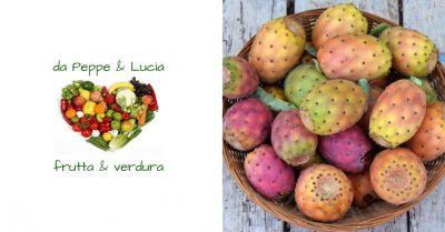 frutta e verdura peppe lucia offerta fichi d india benevento occasione fichi d india dolci