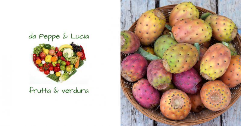 Frutta e Verdura Peppe Lucia offerta fichi d india benevento - occasione fichi d india dolci