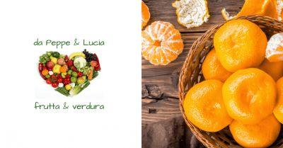 frutta verdura peppe lucia offerta mandarini dolci benevento occasione mandarini vitamina c