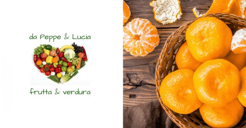 Frutta Verdura Peppe Lucia offerta mandarini dolci benevento - occasione mandarini vitamina c