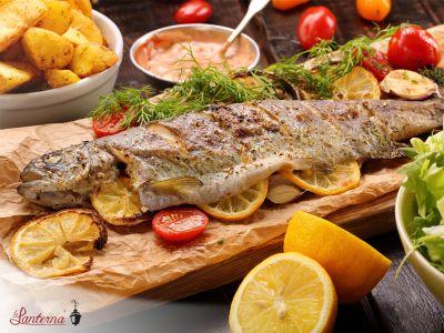 cucina di pesce ristorante la lanterna