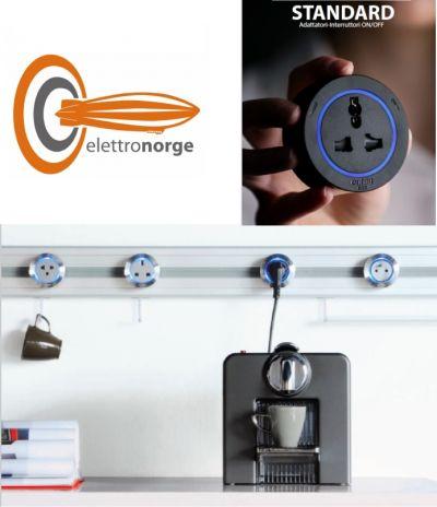 elettronorge promozione interruttori e adattatori elettrici