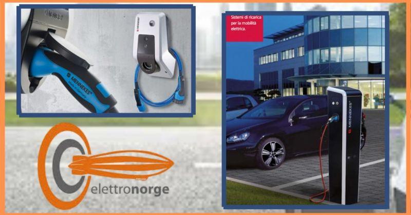ELETTRONORGE - occasione colonnine e dispostivi di ricarica per veicoli elettrici