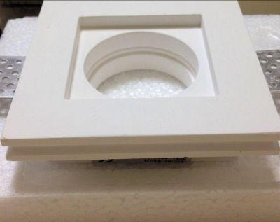 faretto in gesso ceramico top quality 100 made in italy