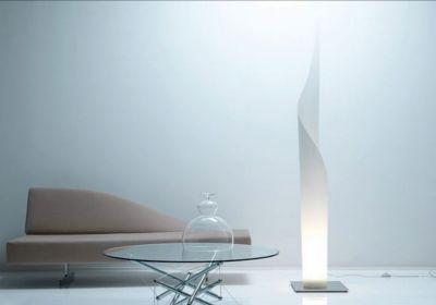 lampada da pavimento nemo modello calla floor