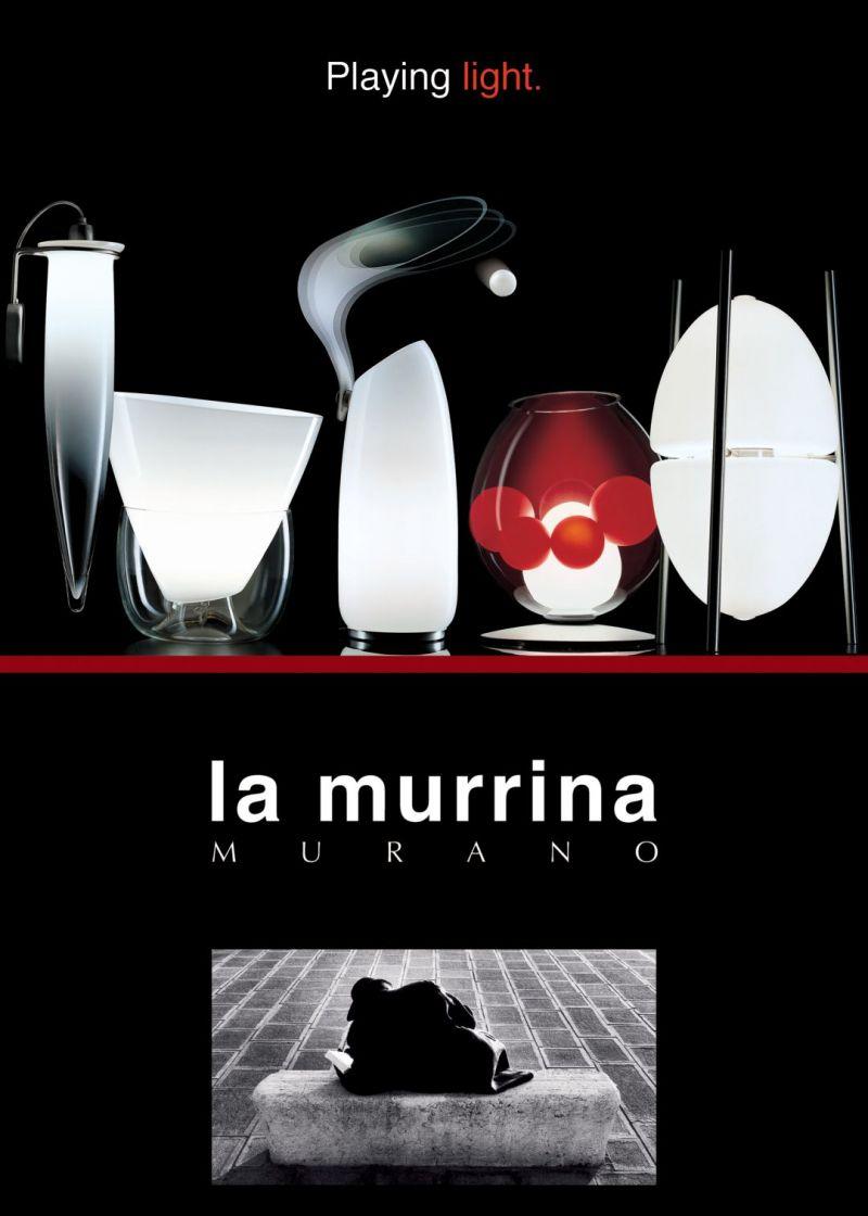 Lampade e Lampadari in vetro soffiato La Murrina