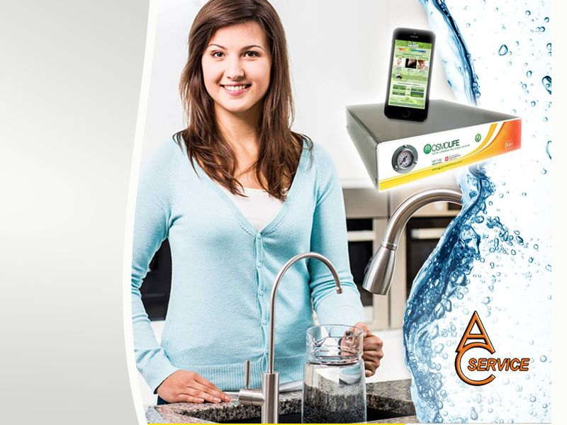 promozione osmolife squinzano offerta impianto osmolife squinzano ac service
