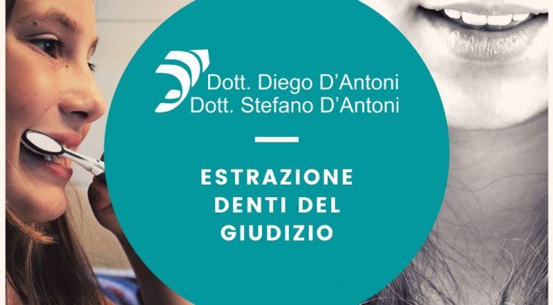 Offerta etrazione denti del giudizio a Trento - Occasione chirurgia orale aspostazioni granulomi e cisti a Trento