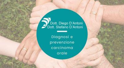 offerta diagnosi e prevenzione carcinoma orale a trento offerta diagnosi precoce del cancro orale