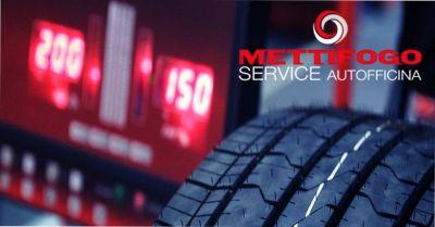 offerta equilibratura ruote arzignano promozione sostituzione pneumatici auto vicenza