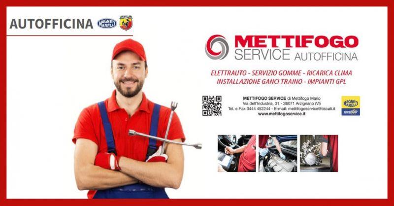 METTIFOGO SERVICE Offerta riparazione veicoli commerciali - Occasione officina auto Arzignano