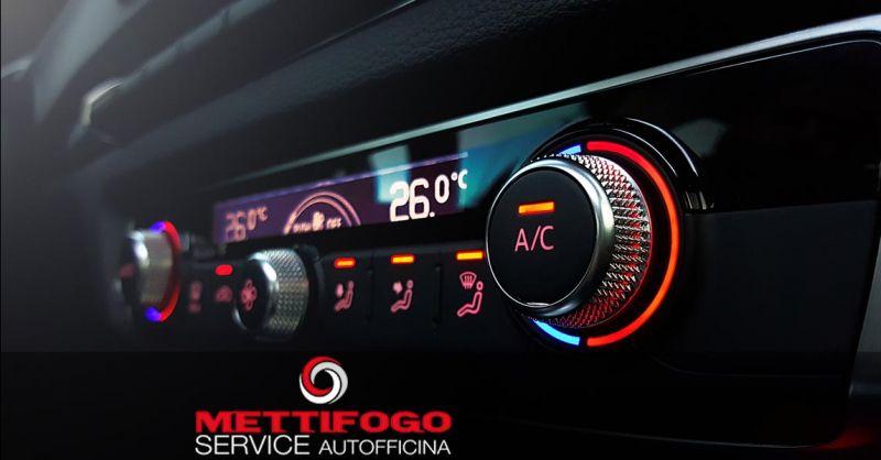 Offerta servizio di Ricarica Climatizzatore Auto Vicenza - Occasione Riparazione Clima Auto