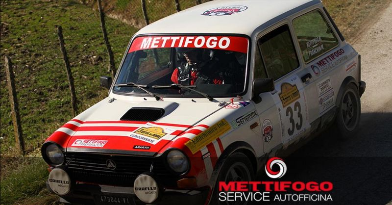 Offerta preparazione auto per rally Arzignano - Occasione vetture storiche da competizione