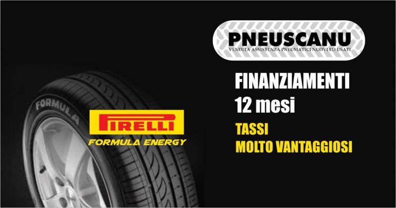 PNEUSCANU - offerta pneumatici Pirelli  formula Energy