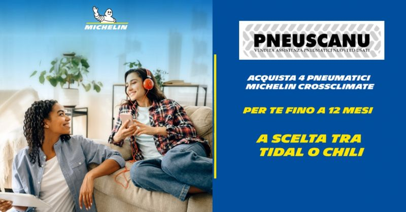 PNEUSCANU - offerta pneumatici Michelin Crossclimate