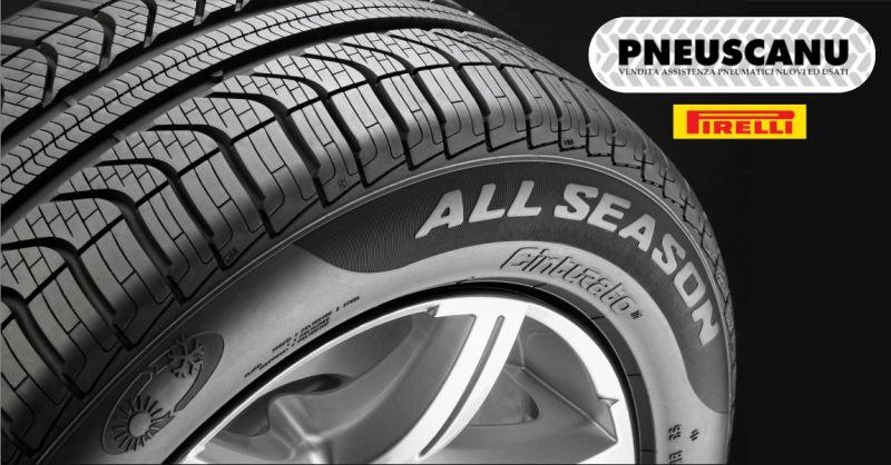 PNEUSCANU - offerta pneumatici Pirelli all season SF2