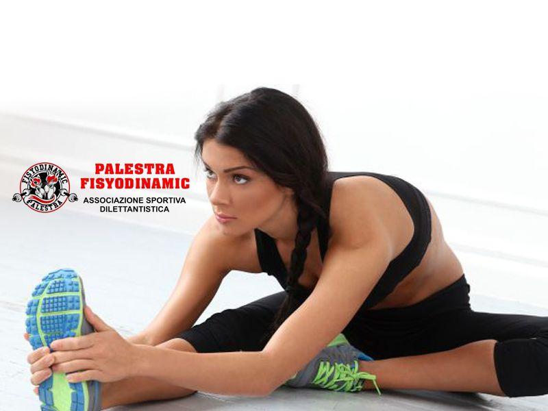 Promozione ginnastica recupero muscolare Pontendera - Offerta palestra Pontendera
